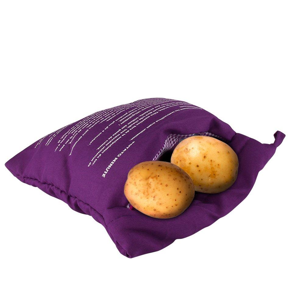 Patatas Microondas Bolsa Microondas Horno Bolsa de cocinero ...