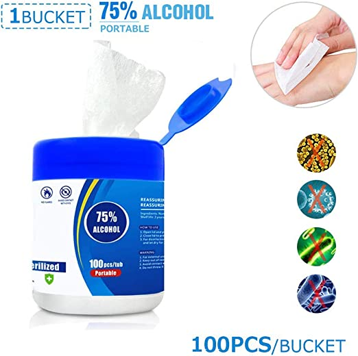 Disinfection Wipes Moist Wipes for Deep Cleaning Hands Chairs Tables 120 PCS,1 PACK Wet Wipes Toys