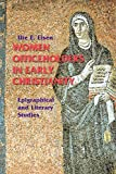 img - for By Ute E. Eisen - Women Officeholders in Early Christianity: Epigraphical and Liter (2000-05-16) [Paperback] book / textbook / text book