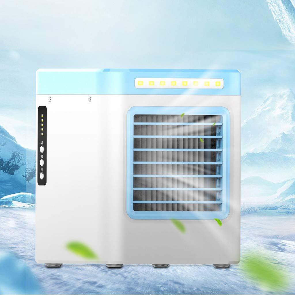 Rose Parfait pour Bureau Maison Refroidisseur dair Portable 3 Vitesses Diff/érentes Mini Air Refroidisseur,2019 Nouveau Mini Climatiseur Mini Ventilateur Silencieux