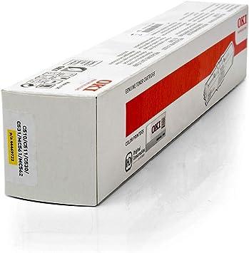 OKI 44469722 – Tóner amarillo para C 510 DN/511 DN/530 DN/531 DN/MC 561 DN/562 DN: Amazon.es: Electrónica