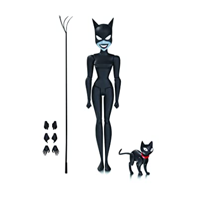 DC Collectibles The New Batman Adventures Catwoman Action Figure: DC Collectibles: Toys & Games