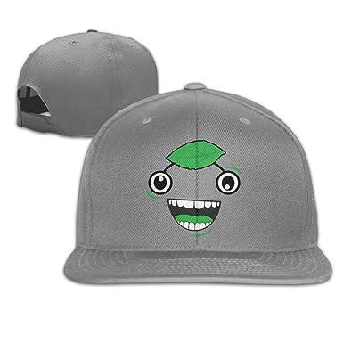 6fa0fcc188b22 Guava Juice Youtube Snapback Cotton Outdoor Flat Unisex Hats Caps Hip Hop  Ash