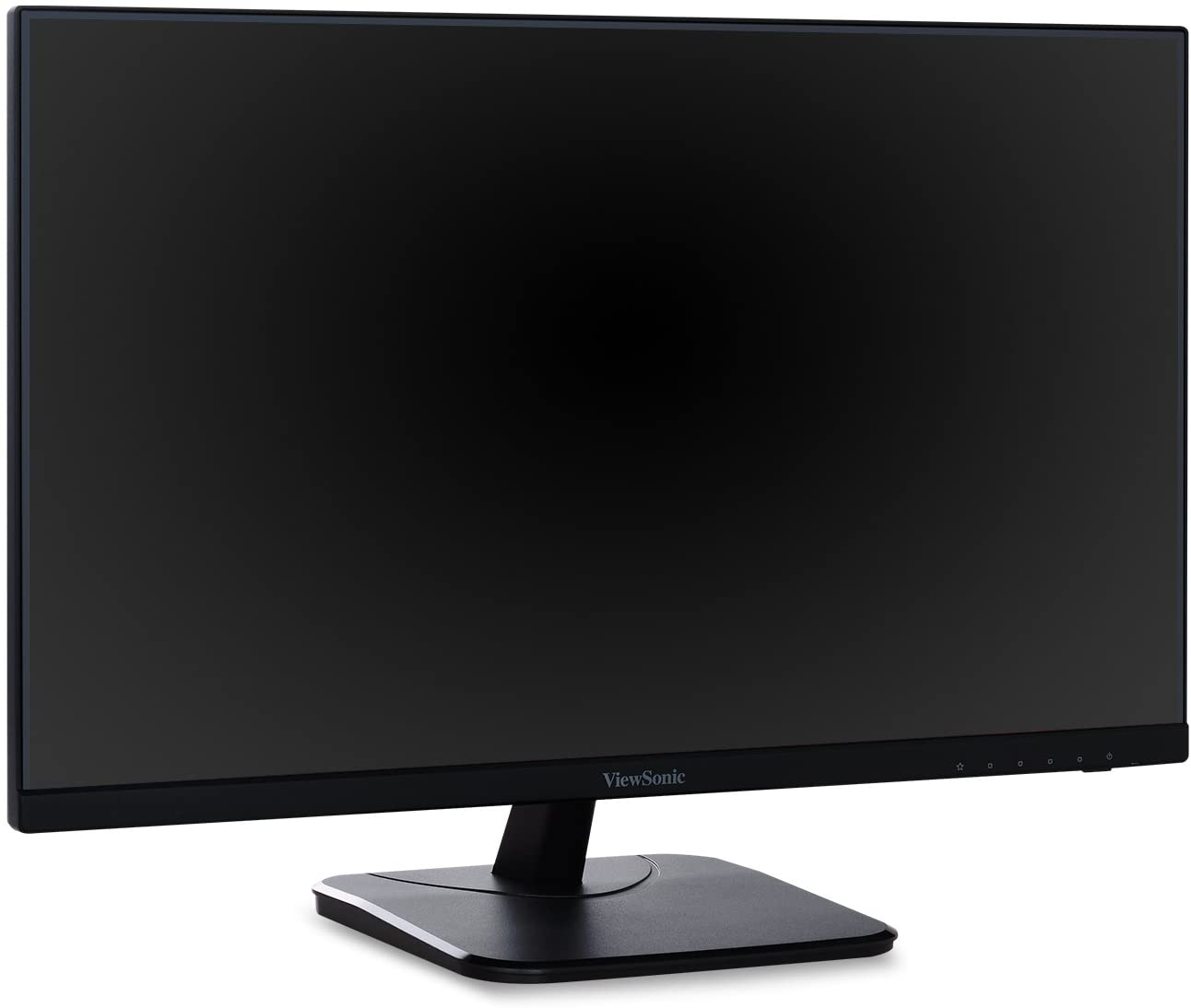 ViewSonic VA2456-MHD 24 Inch Frameless IPS 1080p Monitor with HDMI DisplayPort and VGA Inputs for Home and Office