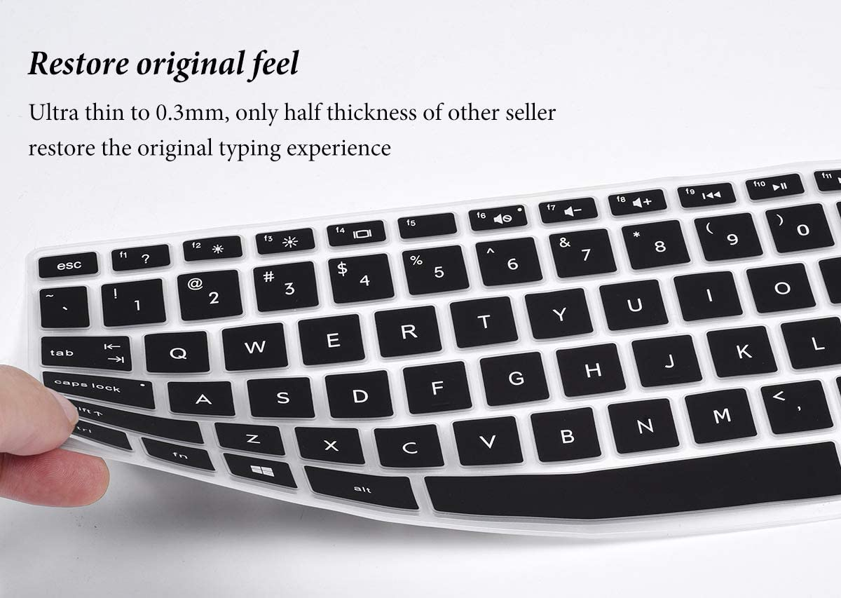 Funda protectora para teclado de ordenador port/átil HP Pavilion X360 M3 M3-U103Dx 13-U013Tu S128Nr 13 de 3 pulgadas impermeable Fadepink