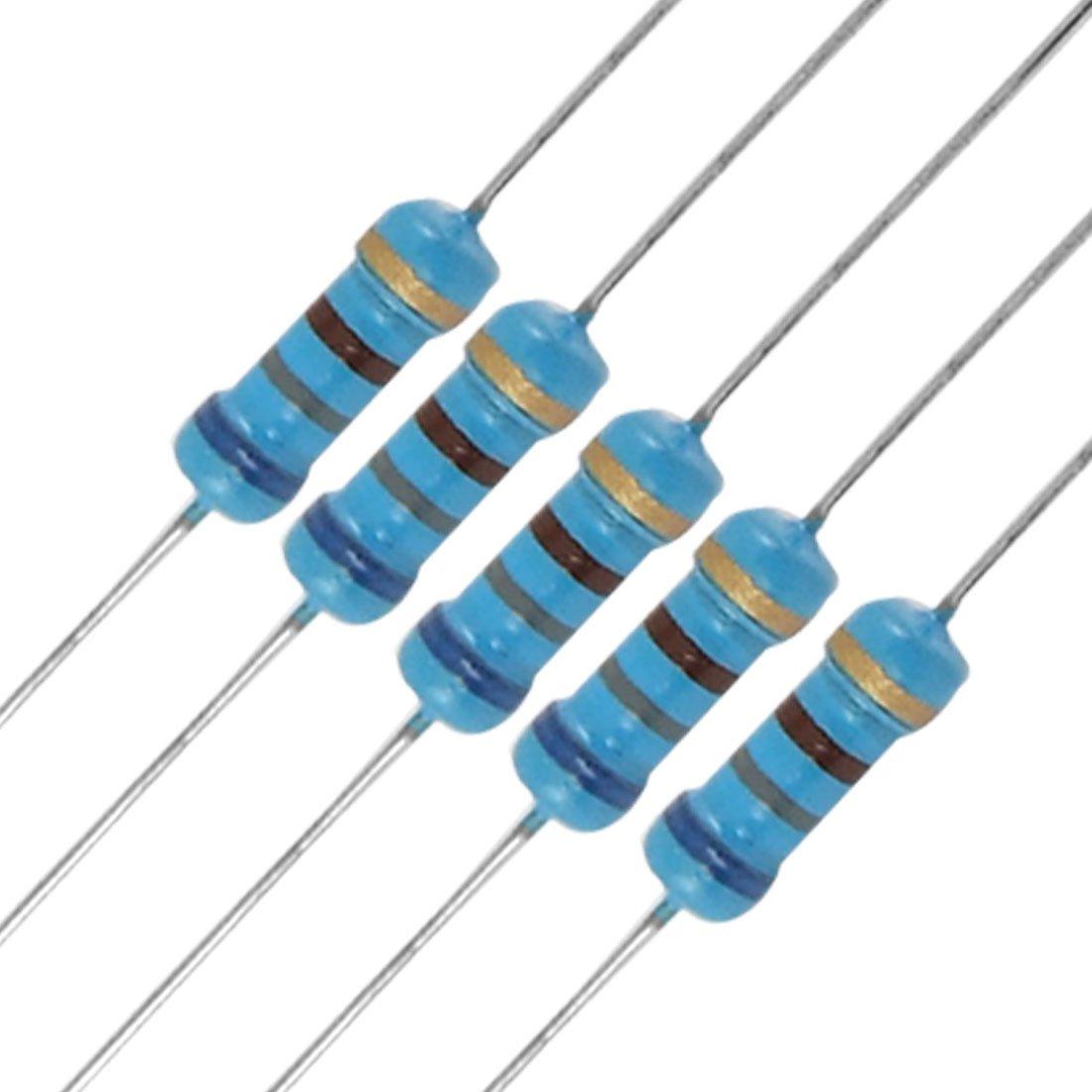 20 x 1/2W Watt 680 ohm 680R Carbon Film Resistor 0.5W: Amazon.co.uk ...