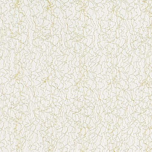 Fabulous Fabrics Tul Tipo araña Metálico – Dorado — Mercancia al ...