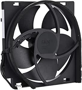 Ventilador de refrigeración para Xbox One/Xbox One X, DC 12 V Ventilador de refrigeración para Xbox Potente Wind-Force Cooler Fan para Xbox One: Amazon.es: Electrónica