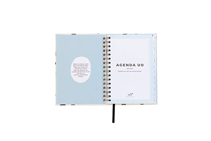 Amazon.com : UO ag189ac1 - Agenda 2018 - 2019 Week View ...