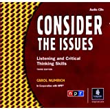 Consider the Issues: Listening and Critical Thinking Skills, Classroom Audio CDs (2)