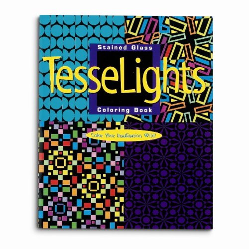 Mind Ware Stained Glass Tesselights Farbeing Farbeing Farbeing Book B000BIX3B4    | Elegante Und Stabile Verpackung  523e46