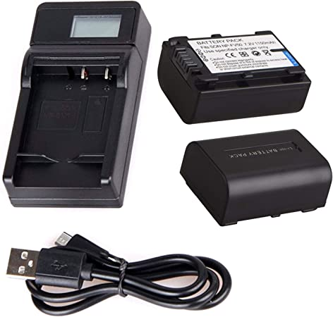 HDR-CX590V Handycam Camcorder HDR-CX570 LCD USB Battery Charger for Sony HDR-CX550V HDR-CX580V HDR-CX560V