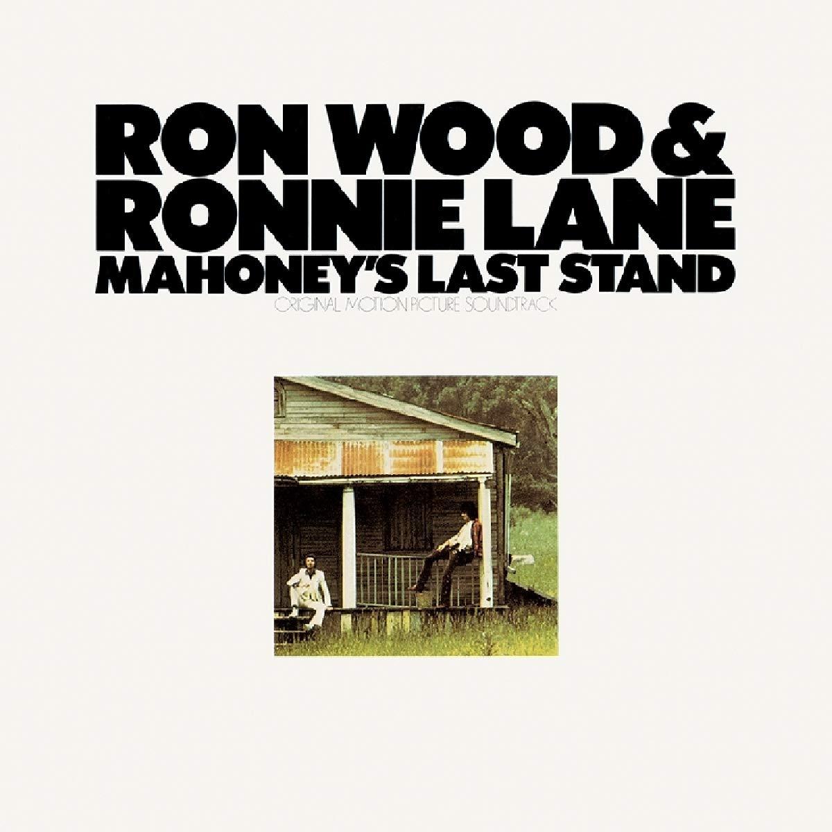 Mahomeys Last Stand O.S.T. : Ron Wood & Ronnie Lane : Amazon ...