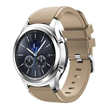 SongNi® for Samsung Gear S3 Frontier / Classic Watch Correa ...