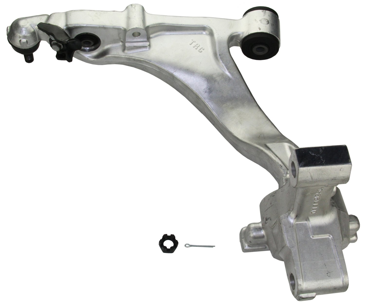 ACDelco 45D10328 Professional Front Lower Suspension Control Arm and Ball Joint Assembly