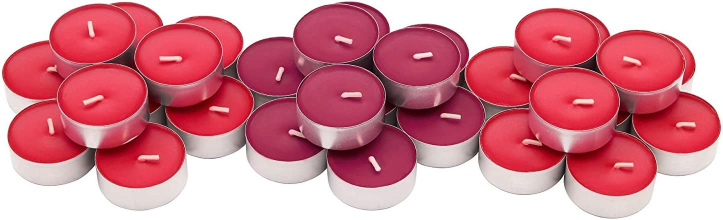 coloridas para boda aroma floral barbacoa Velas de t/é arom/áticas Sinnlig de Ikea
