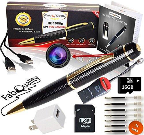 Gadgets Spy Camera Pen