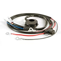 Trail Tech 3600-PWH Black 3-Position HI/LO/OFF Light Switch Power Wire Harness
