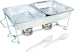 Sterno 70181 Buffet Kit, Full