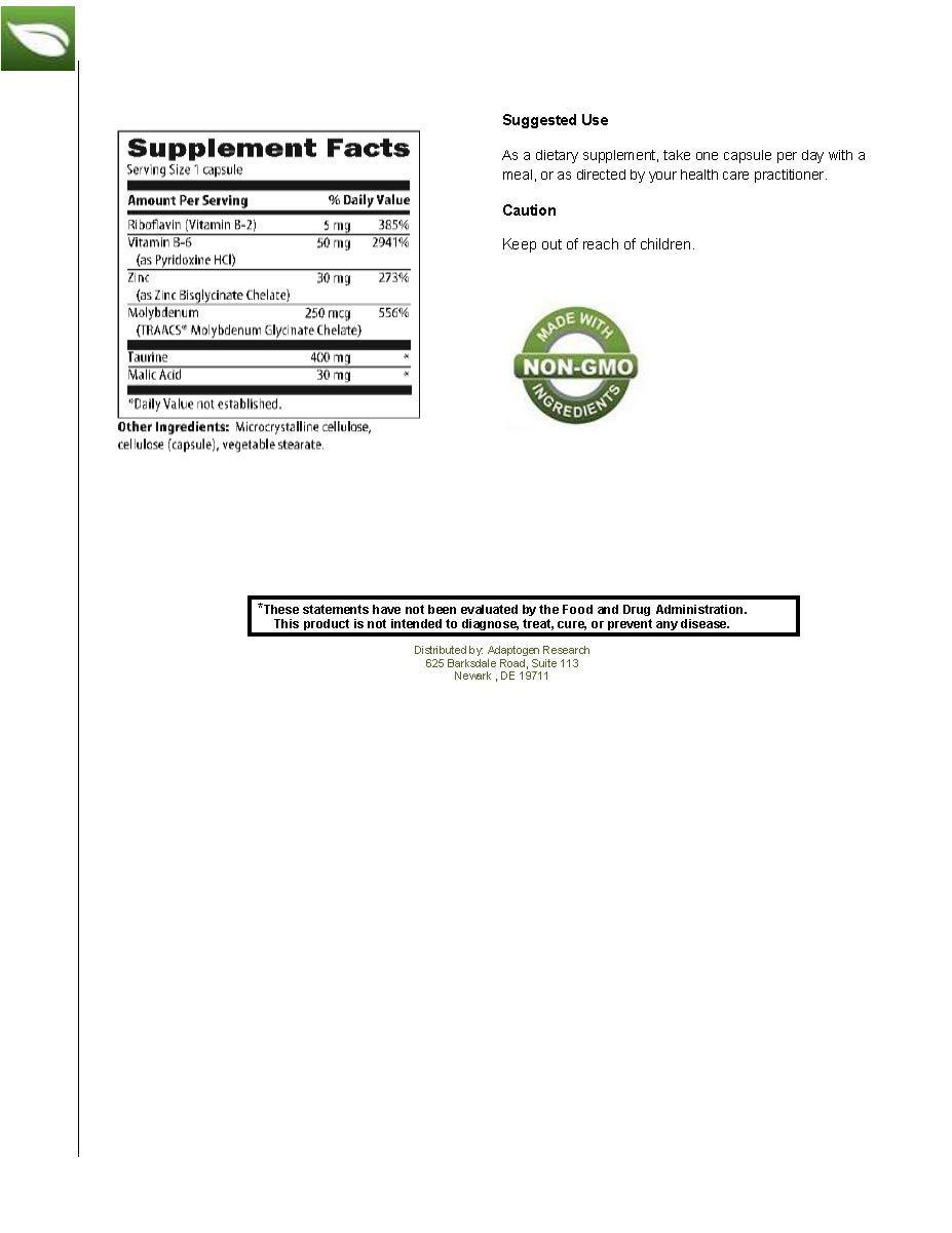 Amazon.com: Adaptogen investigación Zinc Plus 90 Cápsulas ...