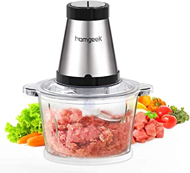 Homgeek Mini Food Processor