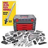 Craftsman Tool Set 254 pcs Mechanics Tool Set with 75Tooth Ratcheting ORIGINAL ..#from-by#_alphaprice10 ,ket241191936727431