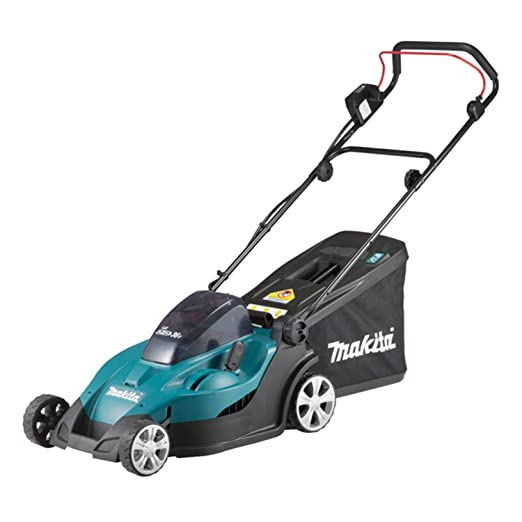 Makita DLM431PM2 - Cortacésped (Cortacésped manual, 43 cm, 2 ...