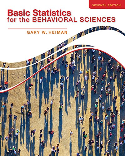 Bundle: Cengage Advantage Books: Basic Statistics for the Behavioral Sciences, 7th + Aplia, 1 term Printed Access Card