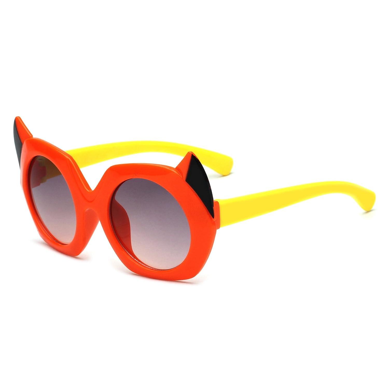 e2ccda1c1930 Amazon.com : XUEXIN Sunglasses for Child, Cartoon round sunglasses for boy  and girl of 3-12 years old, Random Color, boy (color random) : Garden &  Outdoor