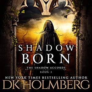 Shadow Born Audiobook