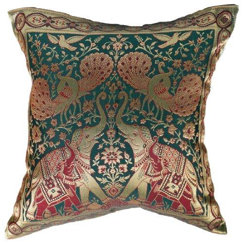 Indian Silk Throw - 2