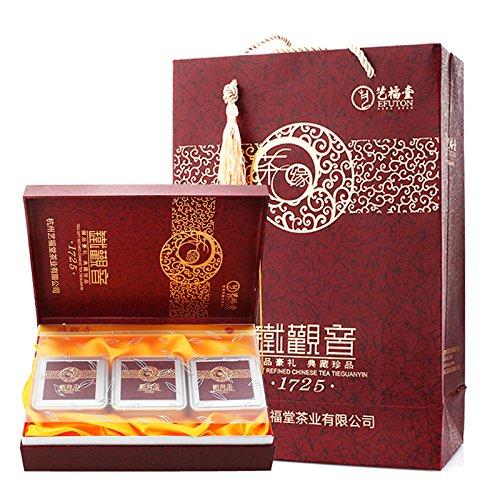 China Tea Yi Fu tea Anxi Tieguanyin Tea gift Mengyun 2017 super Oolong Tea treasures tea tea by CHIY-GBC ltd (Image #3)