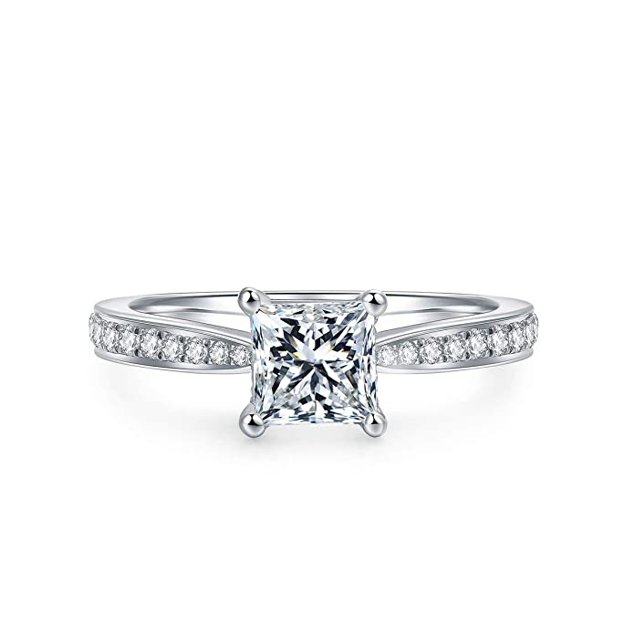 The 8 best princess cut rings under 100