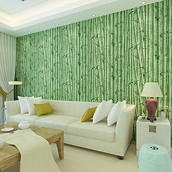 VanMe Chinesisches Bambus-Schlafzimmer-Wohnzimmer-Studie Wasser ...