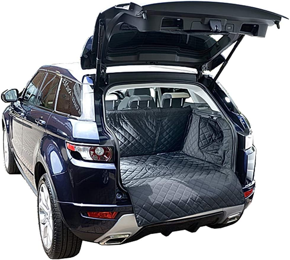 North American Custom Covers Compatible Quilted Cargo Liner for Land Rover Range Rover Evoque