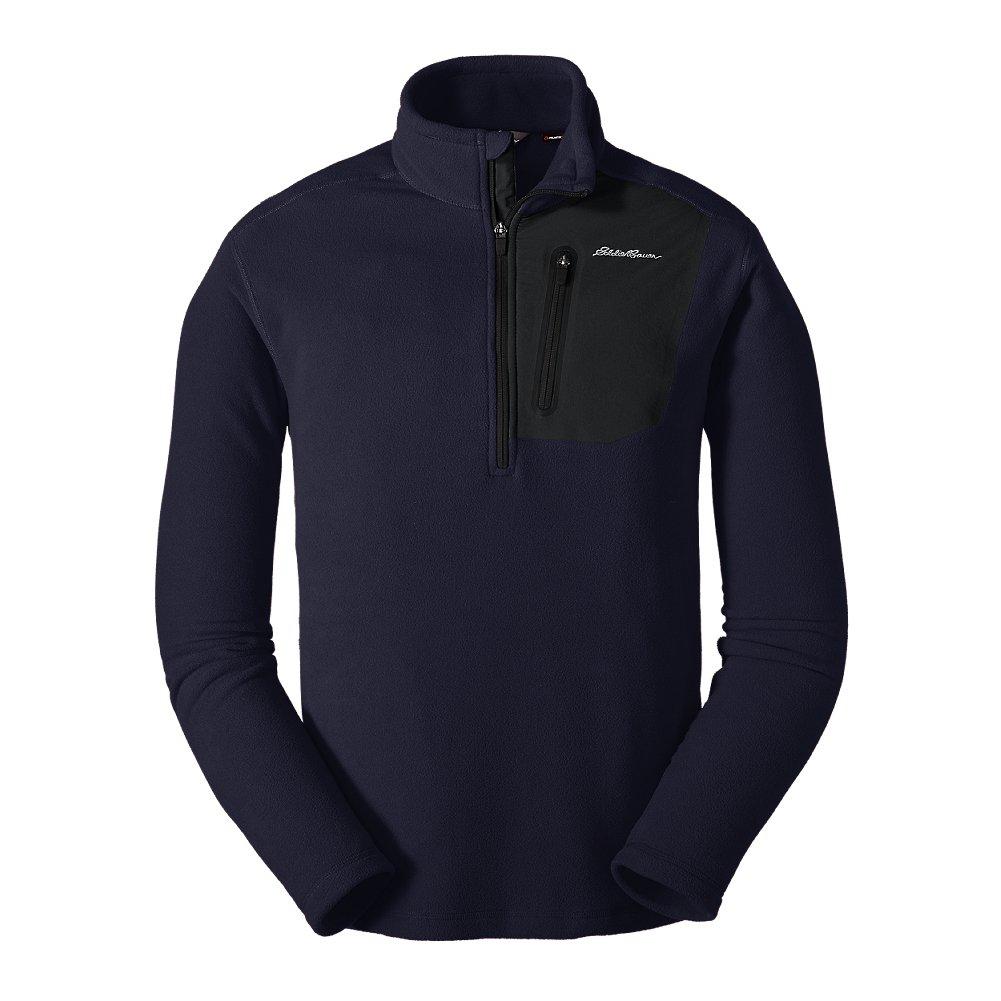 Eddie Bauer Men's Cloud Layer Pro 1/4-Zip Pullover, Atlantic Regular XL