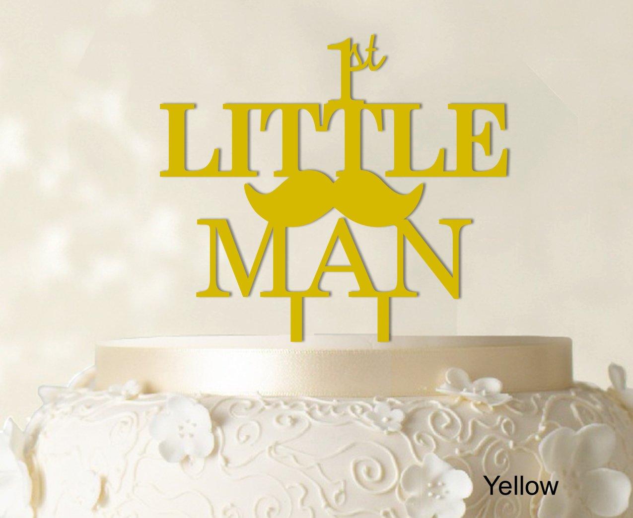 1st Little Man\