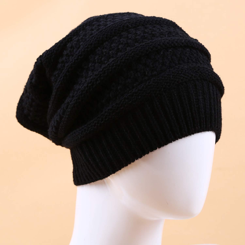 Winter Striped Rasta Reggae Wool Knitted Beanie Hats Hip Hop Long Caps Bonnet for Men Women