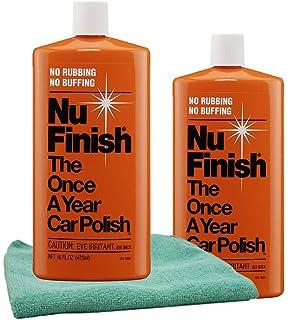 Amazon Com Nu Finish Liquid Car Polish Better Than Wax 16 Fl Oz