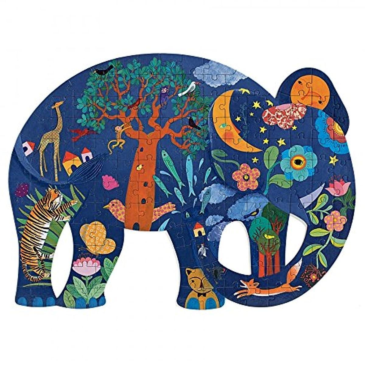 [해외] DJECO 드제코 퍼즐 코끼리 150피스 DJ07652