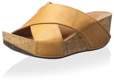 a11cfcae30a3 Chocolat Blu Women s Leather X Sandal