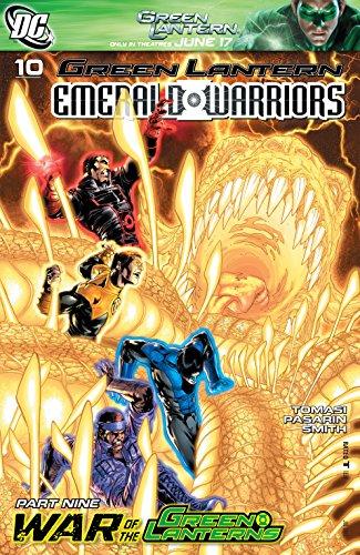 (Green Lantern: Emerald Warriors (2010-))