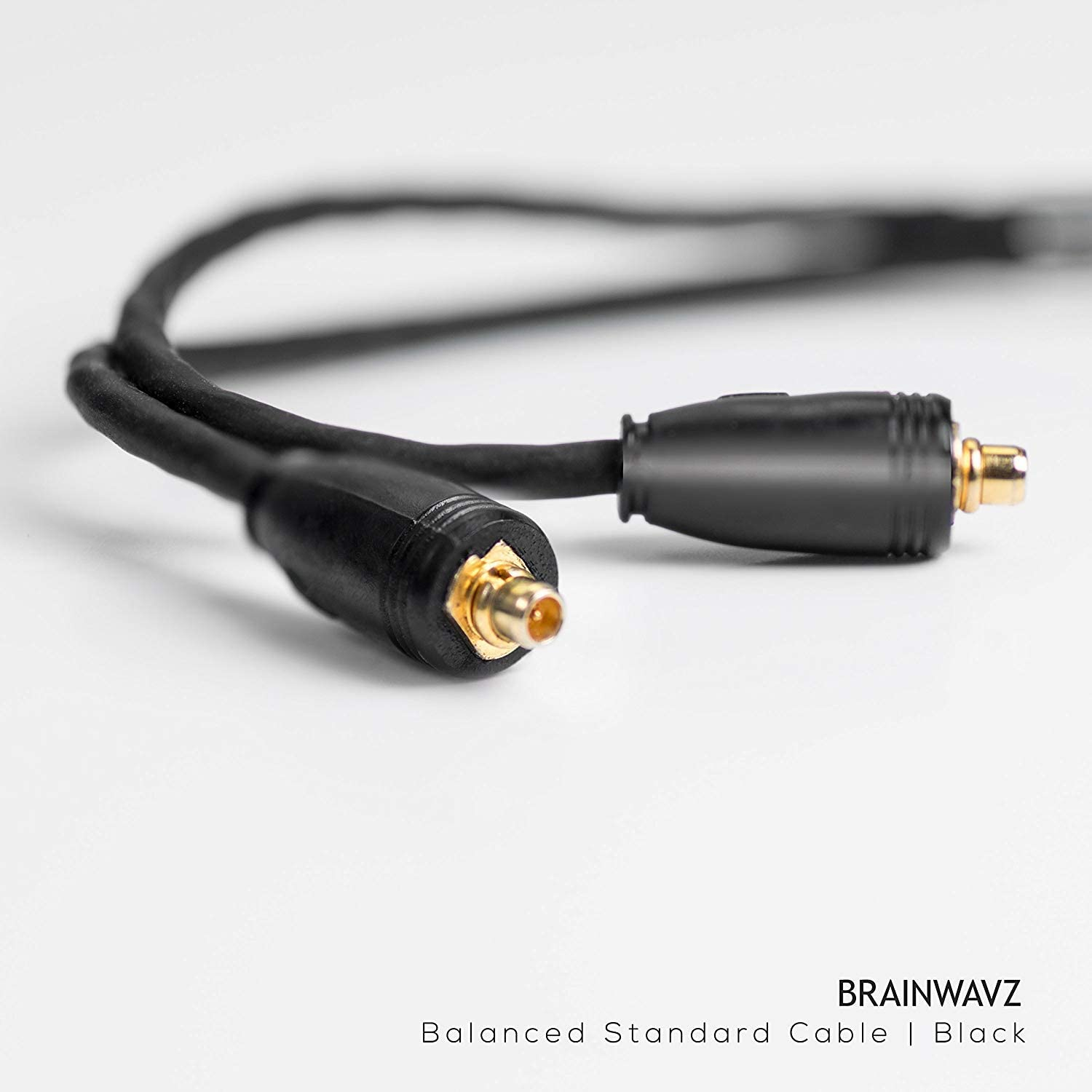 2.5MM Jack - Balanced Audio Cable Brainwavz 2.5MM Balanced Earphone Cable with MMCX Connectors