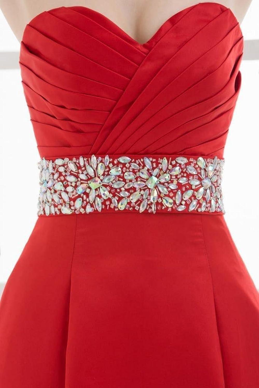 Dearta Women's Mermaid/Trumpet Sweetheart Sleeveless Floor-Length Prom Dress