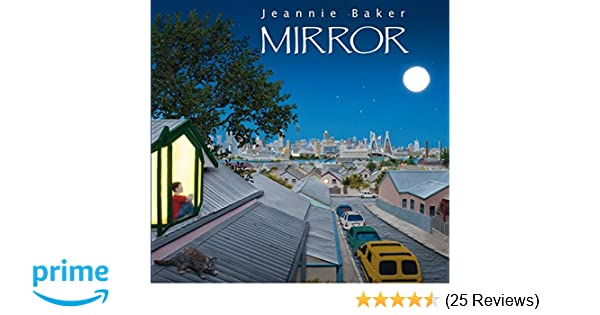 Mirror jeannie baker 9780763648480 amazon books fandeluxe Images