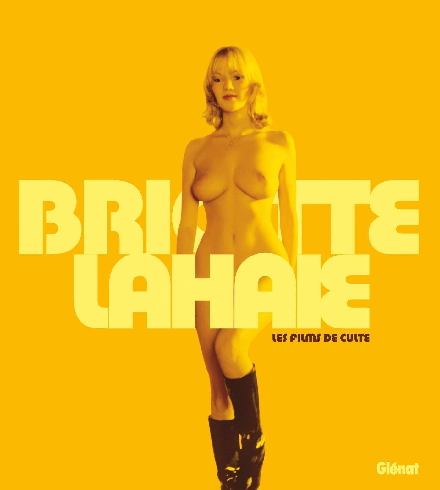 Brigitte Lahaie - Les films de culte : Beau livre + DVD