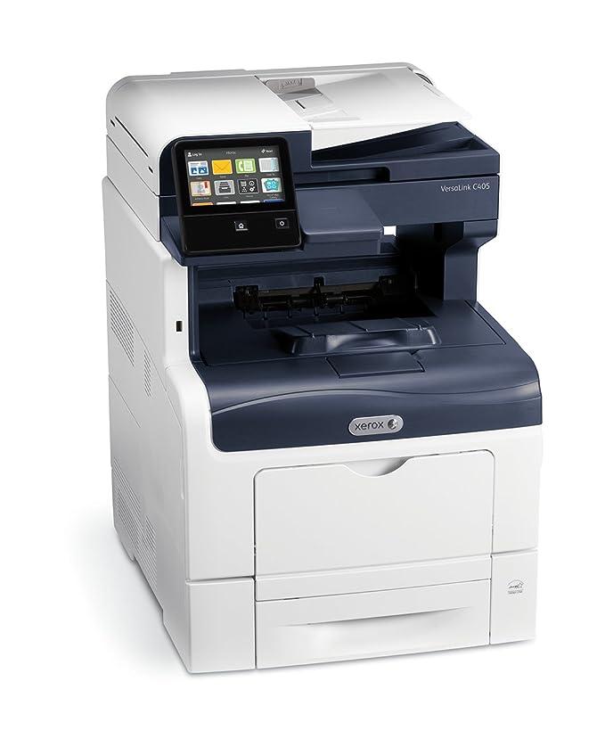 Xerox VersaLink C405n A4 Colour Multifunction Laser Printer, 35 ppm,  USB/Ethernet, 550-Sheet Tray