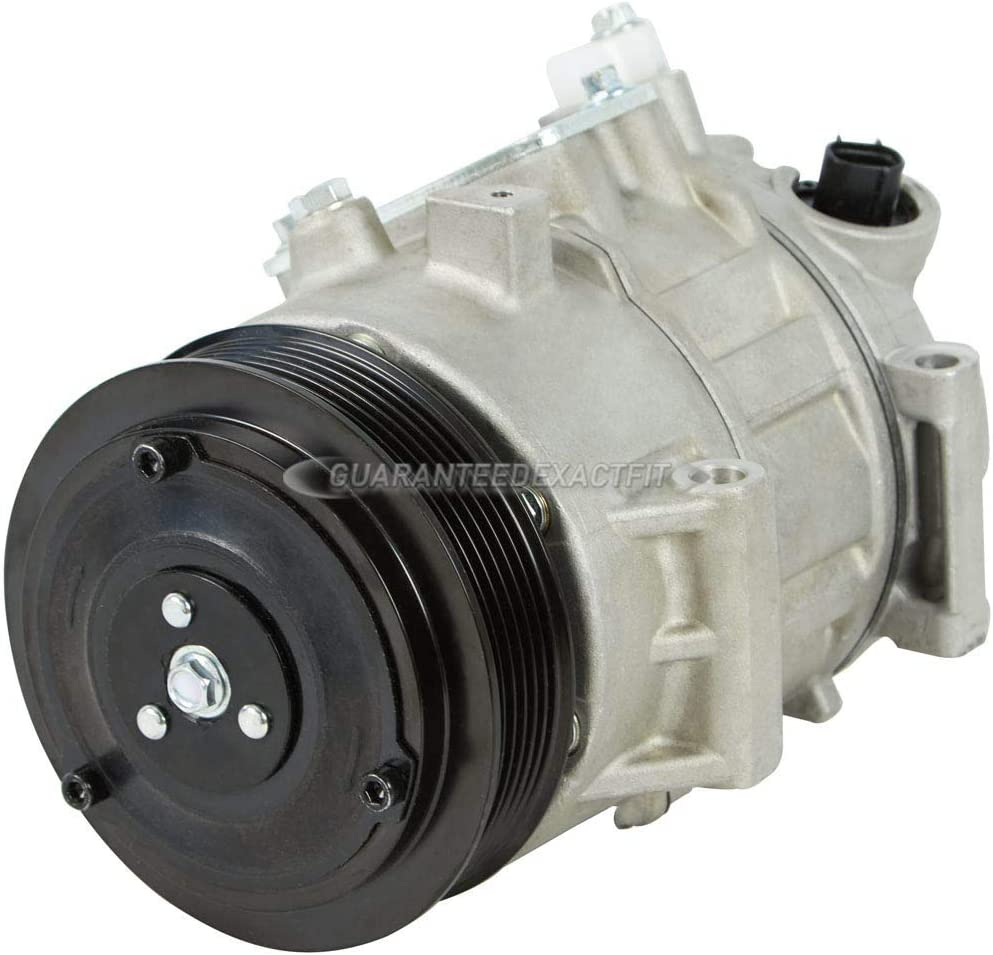 For Toyota Sienna 2.7L 2011 AC Compressor w//A//C Repair Kit BuyAutoParts 60-82819RK New