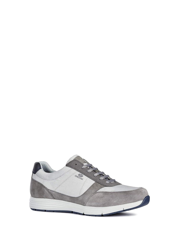Geox, Sneaker Uomo, Blu (41): Amazon.it: Scarpe e borse