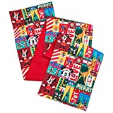 Disney Santa Mickey Mouse and Friends Table Runner
